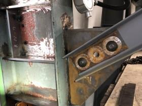 岐阜県某工場にて耐震工事始まりました。