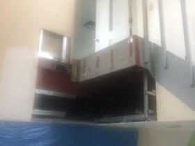岐阜県関市で階段踊り場改築工事行いました。